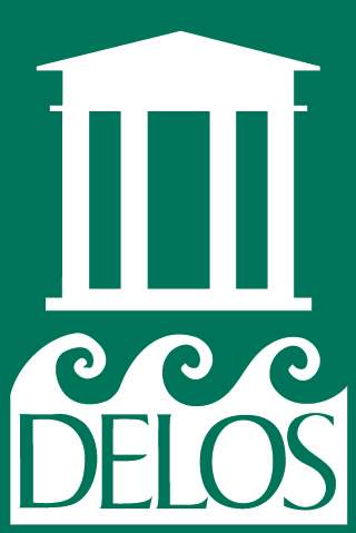 Delos Productions, Inc. Logo